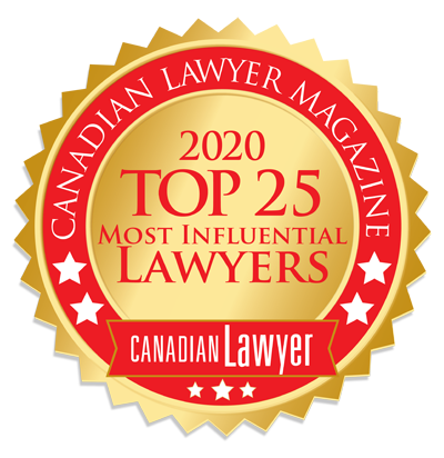Nerissa Yan Top 25 Influential Lawyer in Canada